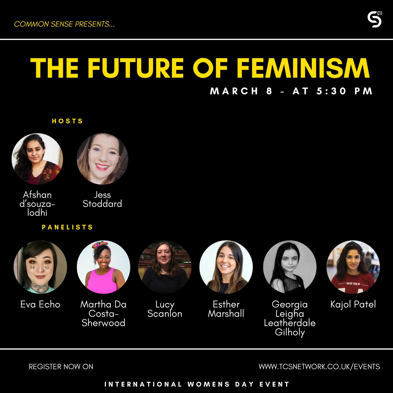 The Future of Feminism – International Women's Day 2021